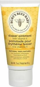 Burt's Bees Baby 100% Natural Diaper Ointment, Baby Nappy Cream, 85g