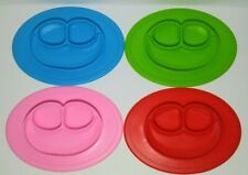 Baby Toddler Silicone Suction Placemat Small Food Plate / Bowl Pick Color