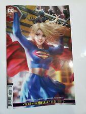 Supergirl 33 Variant Recalled