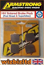 Armstrong HH Rear Brake Pads For Suzuki 2000 GSX1300RY Hayabusa