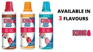 KONG Easy Treat Stuffing Paste for Dog Snack Chew Toys (3 Flavours) 226g