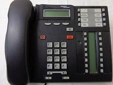 Vintage Nortel Networks T7316 Charcoal Telephone