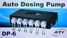 ATI  DP-6  Auto Dosing Pump  6 Kanal Dosierpumpe  für Mineral und Spurenelemente