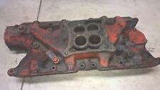67 68 Cougar Mustang Ford 289 4 Barrel Intake Manifold - used