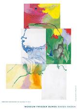Sigmar Polke Poster Kunstdruck Bild Portrait Frieder Burda 59x84 cm Portofrei
