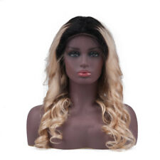 Female Mannequin Realistic Wig Mask Headphone Stand Holder Dummy Dressmaker UK