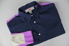 Comme des Garcons durch h&m Herren EUR Small Cotton Spread Collar Shirt 16470-js