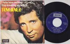 Tom JONES * 1966 MOD NORTHERN SOUL Dancer * Stop Breaking My Heart * Listen!