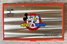 Consola Nintendo Game & Watch Mickey & Donald