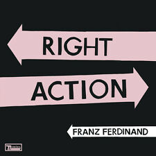 "FRANZ FERDINAND Right Action Love Illumination 7"" Vinyl Colored * NEW"
