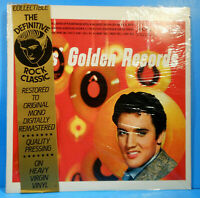 ELVIS PRESLEY ELVIS' GOLDEN RECORDS  LP 1958 REMASTERED 1984 SEALED! MINT/VG+!!