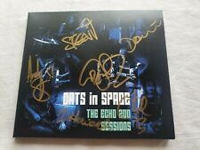 More details for cats in space echo zoo sessions  cd / dvd set  *fully signed * mint deleted