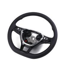 Black Steering Wheel For VW Jetta MK6 Passat Tiguan