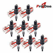Aftermarket Spark Plug Set Of 8 POP65 For various Vehicles 1987-1996