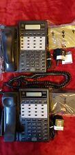 Set of 2 - GE Four-Line Business Telephone with Speakerphone & Intercom 2-9451