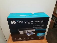 HP Envy 5530 Wireless All-in-One Photo Printer with Mobile Printing,(A9J40A)