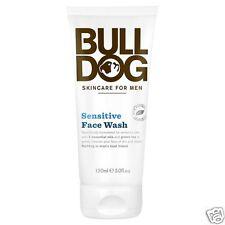 3 x Bulldog Sensitive Face Wash Skincare for Men 150ml