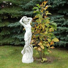 Top Modell! Massive Steinfigur Erotische Frauenfigur Venus Steinguss frostfest
