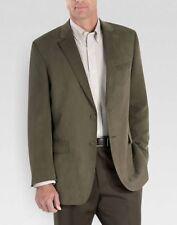 "JOHN LEWIS - NEW - Men's Silk Linen Blend Jacket - Mink - 38""R  Long Fit"