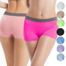 Women Safety Short Pants Workout Fitness Runnuing Yoga Female Sport Underwear