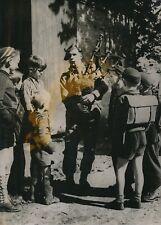ALLEMAGNE 1954 -Militaire Joueur de Cornemuse Anglais Enfants Écoliers - PR 1099
