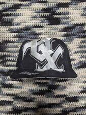Vintage Chicago White Sox Big Logo Snapback Hat RARE The Game