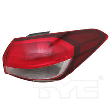 Halogen Outer Quarter Tail Light Lamp Right Passenger for 17-18 Kia Forte Sedan