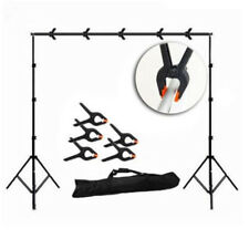 Stand Photo Photograpy For Set Clamps Background Backdrop Clips