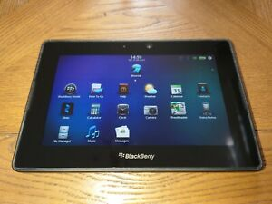 BlackBerry PlayBook 64GB, Wi-Fi, 7in - Black