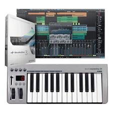 Acorn Instruments Masterkey 25 Key USB Midi Keyboard Controller