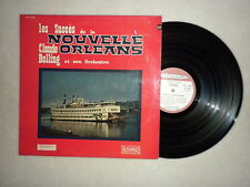 """LP CLAUDE BOLLING """"Les succès de la Nouvelle Orleans"""" MUSIDISC 30 CV 1058 µ"""