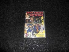 CHICK CARTER DETECTIVE CLIFFHANGER SERIAL 15 CHAPTERS 2 DVDS