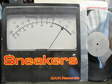 Sneakers In The Red LP '78 let's active mitch easter NM car records orig db's!!