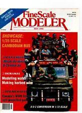 FINE SCALE MODELER MAGAZINE - May 1990