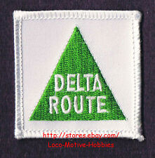 LMH Patch  COLUMBUS & GREENVILLE Railroad  DELTA ROUTE  C&G Railway  All Weather