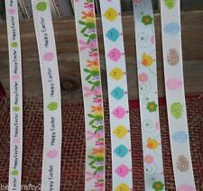 Assorted Types Ribbons & Ribboncraft 1-5 Mtrs/Yds Grosgrain