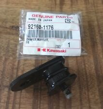 KAWASAKI OEM EXHAUST HEAD PIPE RUBBER MOUNT DAMPER KX 65 80 85 100 125 250 500