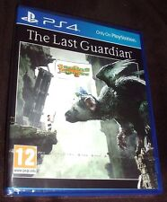The Last Guardian Playstation 4 PS4 NEW SEALED FREE UK p&p Pal UK STOCK