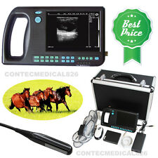 CE VET Palmsmart Ultrasound scanner CMS600S Veterinary Laptop Rectal Machine