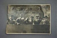 FOTO POSTKARTE SOJUSFOTO STALIN MOLOTOV KALININ WOROSCHILOW 1.MAI 1931 (AB)