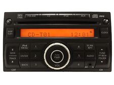 NISSAN Radio Stereo Receiver AM FM CD MP3 IPOD Player AUX 28185 1FC0D CY02G