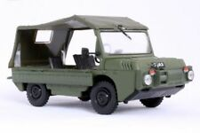 "LUAZ-967 AutoLegends USSR 1969. Diecast Metal model 1:43 Length 3.3"". Deagostini"