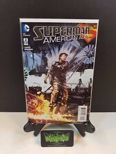 Superman American Alien #2 Edward 1:25 Variant NM DC Comics Smallville Luther
