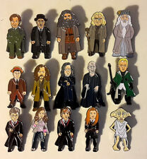 "Harry Potter Character Large 2"" Deluxe Cloisionne Pin Set of 15 (HPPI-Set-15)"