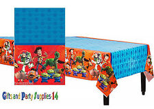 Disney Toy Story Power Up Plastic Table Cover Kids Birthday Party Supplies Decor