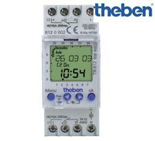 THEBEN 612 0 003 Interruttore orario digitale TR 612 Top 12-24 V UC