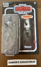 Star Wars Black Series ESB 40th Anniversary Han Solo Carbonite - NIB In Hand