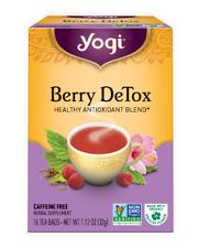 Yogi Tea Berry Detox organic tea