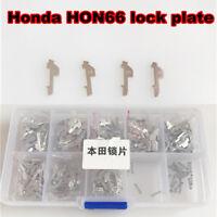 340 Pcs Car Lock Reed Locking Plate With Springs For Honda Locksmith Tool Repair