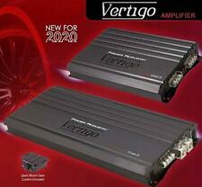 Power Acoustick VA4-2200D 2200W 4ch Class A/B Amplifier